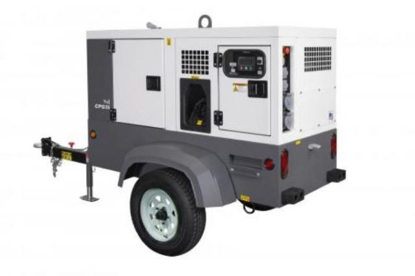 Tow able Generator trailer rental